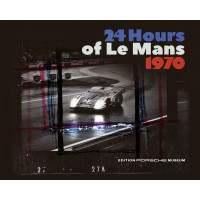 24 Hours of Le Mans 1970 - English edition