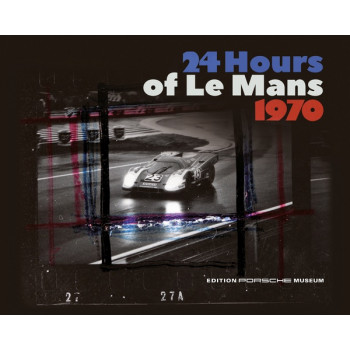 24 Hours of Le Mans 1970 1970 - Edition anglaise