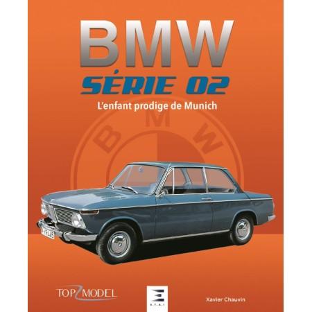 BMW série 02, l'enfant prodige de Munich