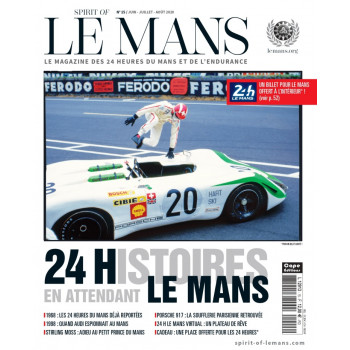 Spirit of le Mans N° 14