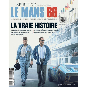 Spirit of le Mans N° 15
