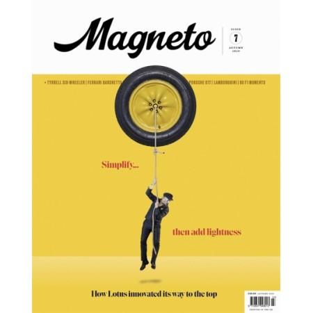 Magneto Issue 7 Autumn 2020 - Lotus