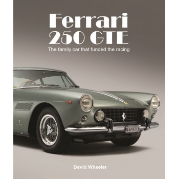 Ferrari 250 GTE – The Family Car That Funded the Racing