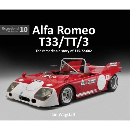 Alfa Romeo T33/TT/3, The remarkable history of 115.72.002