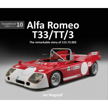 Alfa Romeo T33/TT/3, The remarkable history of 115.72.002