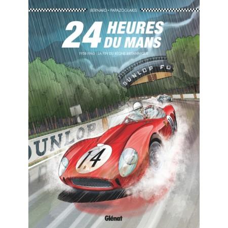 24 Heures du Mans - 1958-1960 - La fin du règne britannique