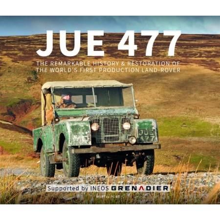 JUE 477 Land Rover