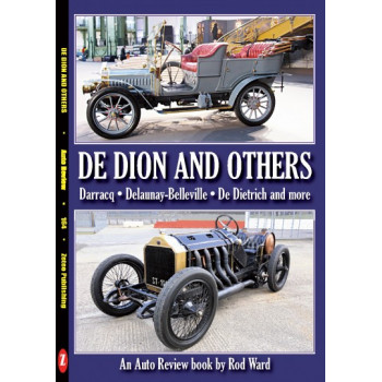 De Dion And other French 'D' marques