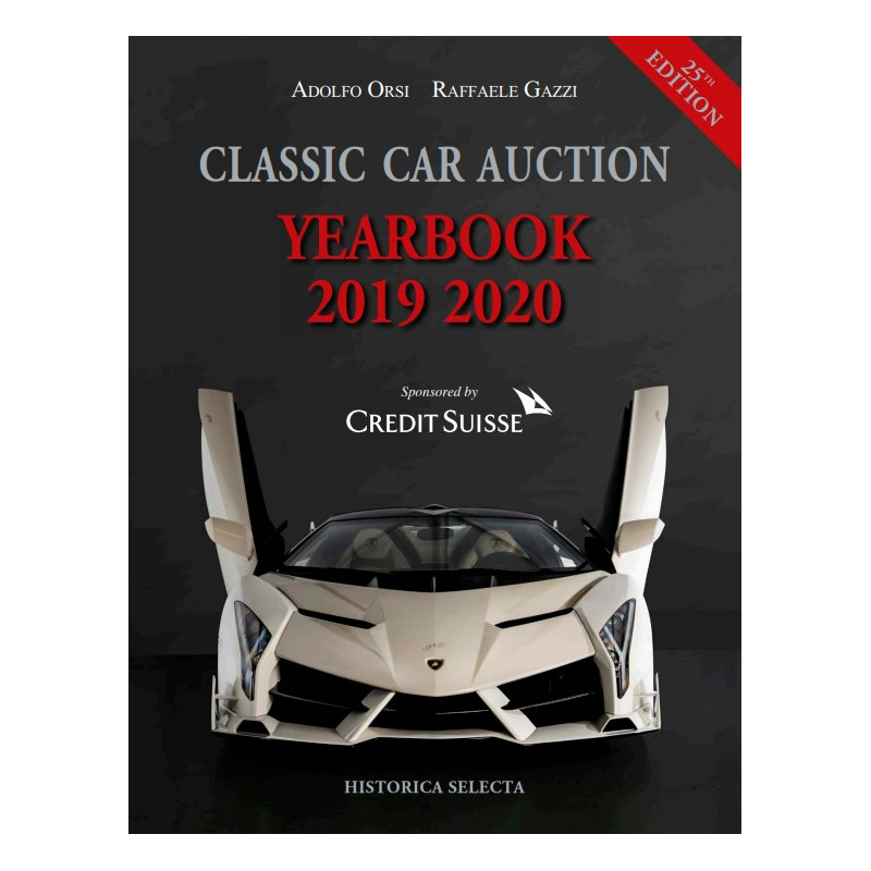 Classic Car Auction Yearbook 2019 2020
