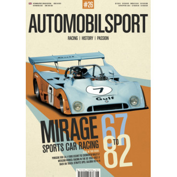 AUTOMOBILSPORT N° 23 ENGLISH EDITION 1er Trimestre 2020