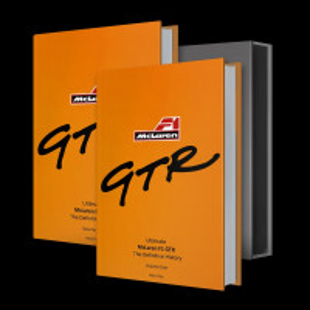 McLaren F1 GTR - The Definitive History