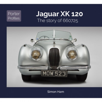 Jaguar XK 120 The story of 660725