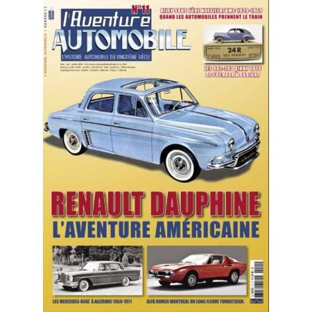 L'Aventure Automobile n°11 Mai Juin Juillet 2020