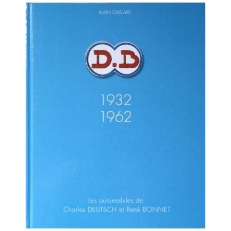 DB Les automobiles de Charles Deutsch et René Bonnet