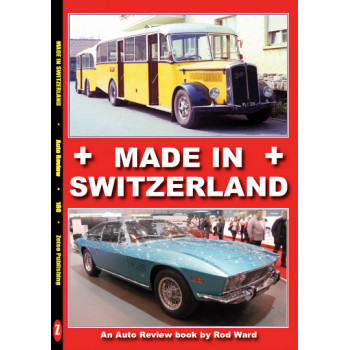 Made In Switzerland (Auto Review Album Number 166)