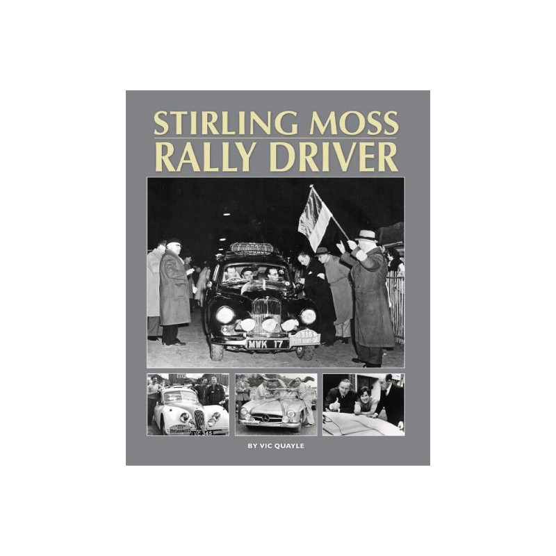 Stirling Moss – Rally Driver