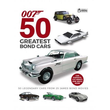 50 Greatest James Bond Cars (007)