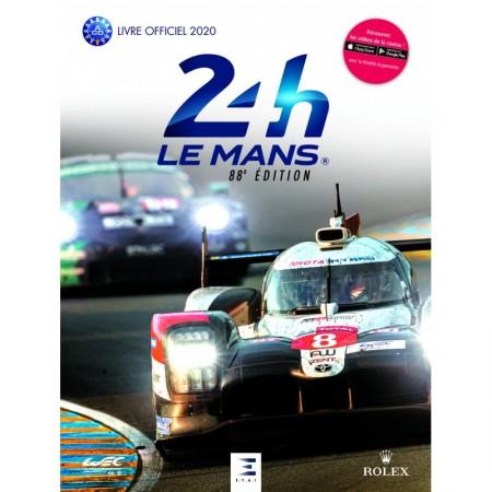 24 Heures du MANS 2020, le livre officiel