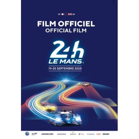24 Heures du Mans 2020, Film officiel
