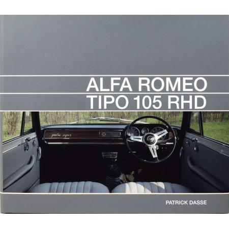 Alfa Romeo Tipo 105 RHD / Right Hand Drive