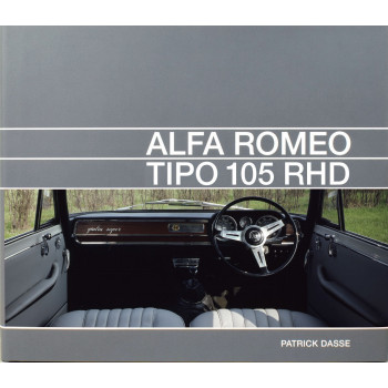 Alfa Romeo Tipo 105 RHD / Right Hand Drive