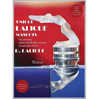 Unique Lalique Mascots Vol. 3 Revised & updated Edition