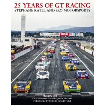 25 Years of GT Racing : SRO Special Limited Slipcase Edition