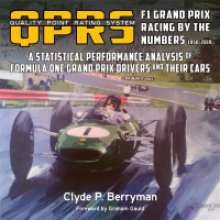 Quality Point Racing System (QPRS): F1 Grand Prix Racing by the Numbers (1950-2019)
