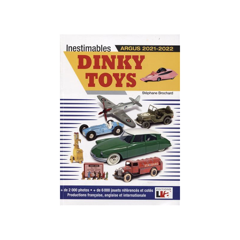 Inestimables Dinky Toys argus 2021/2022