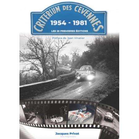 Critérium des Cévennes, 1954-1981
