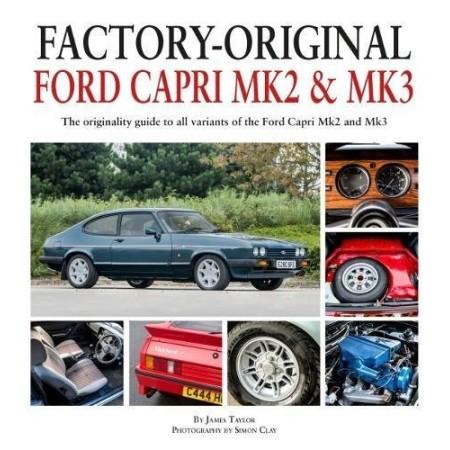 Factory-Original: Ford Capri MK2 & MK3