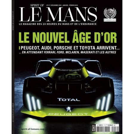 Spirit of le Mans N° 17