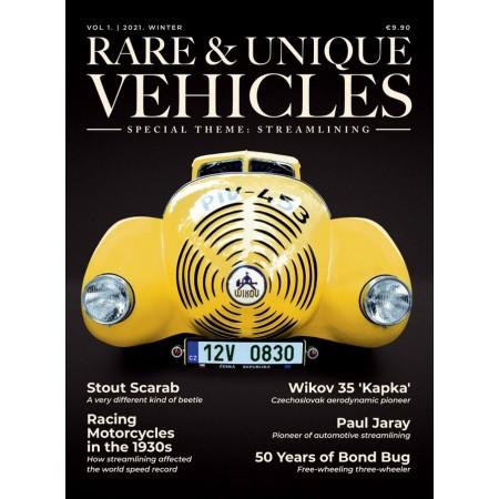 Rare & Unique Vehicles n°1