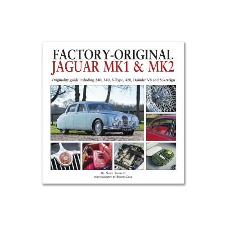 Factory-Original Jaguar Mk1 & Mk2
