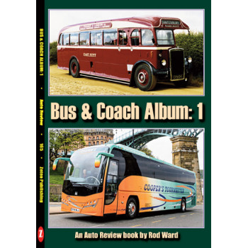 Bus & Coach Album : 1 (Auto Review Album Number 165)