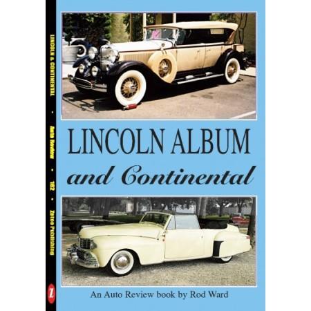Lincoln Album (Auto Review Album Number 162)