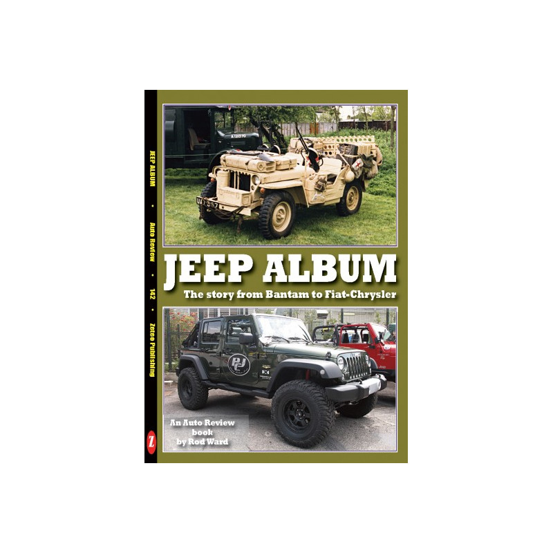 Jeep Album (Auto Review Album Number 142)