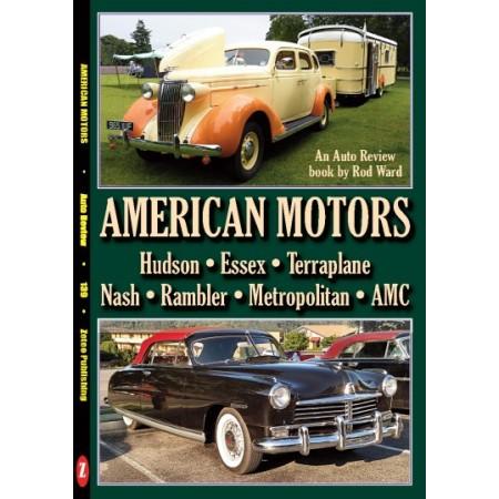 American Motors Album including Nash, Hudson, Rambler (Auto Review Album Number 139)
