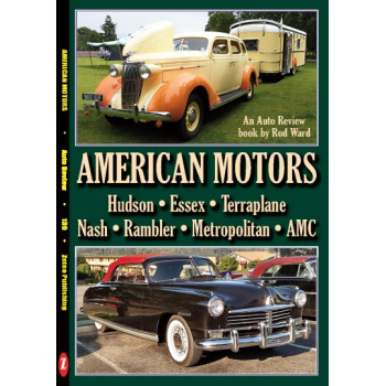 American Motors Album including Nash, Hudson, Rambler (Auto Review Album Number 139)