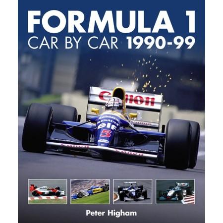 FORMULA 1: CAR BY CAR 1990–99
