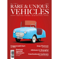 Rare & Unique Vehicles n°2