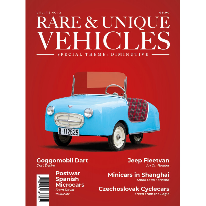 Rare & Unique Vehicles n°1