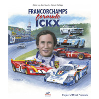 Francorchamps, formule Ickx - 2nd edition