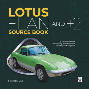 Lotus Elan and Plus 2 Source Book
