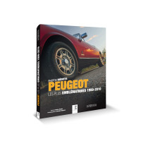 PEUGEOT 1950-2010, les plus emblématiques
