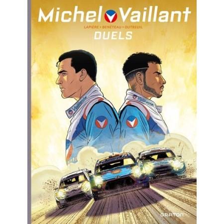 Michel Vaillant - Duels - Tome 9 nouvelle saison