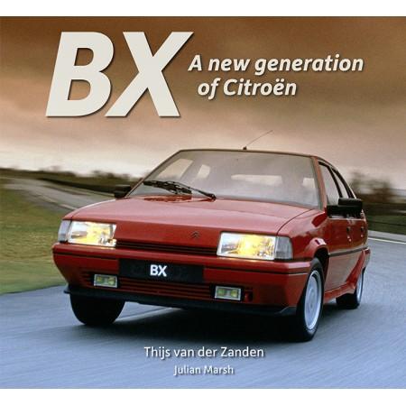 Citroën BX - a new generation of Citroën
