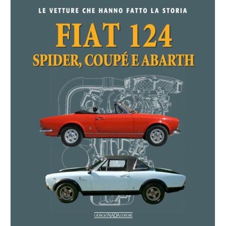 FIAT 124 Spider, Coupé e Abarth