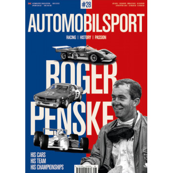 AUTOMOBILSPORT N° 24 ENGLISH EDITION 1er Trimestre 2020