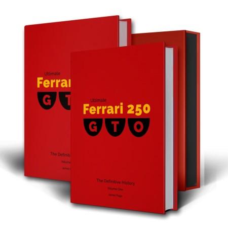 Ultimate Ferrari 250 GTO - The Definitive History